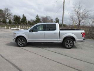 Used 2015 Ford F-150 XLT SPORT CREW 4X4 for sale in Cayuga, ON