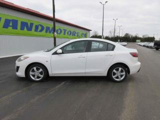 Used 2010 Mazda 3 GXE FWD for sale in Cayuga, ON