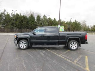Used 2015 GMC Sierra 1500 SLE Crew 4X4 for sale in Cayuga, ON