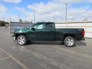 Used 2015 CHEV SILVERADO 1500 LT DOUBLE CAB 4X4 for sale in Cayuga, ON