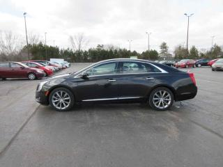 Used 2014 Cadillac XTS  FWD for sale in Cayuga, ON