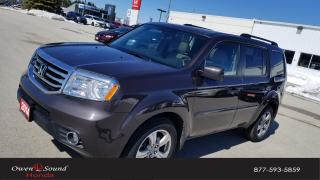 Used 2014 Honda Pilot EX-L for sale in Owen Sound, ON