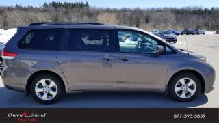 Used 2013 Toyota Sienna LE for sale in Owen Sound, ON