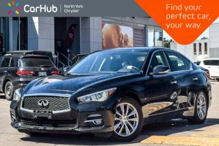 Used 2014 Infiniti Q50 Premium AWD|Leather Seat,Nav.Pkgs|Sunroof|BOSE|Heat Frnt.Seats for sale in Thornhill, ON