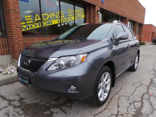 Used 2012 Lexus RX 350 TOURING PACKAGE for sale in Woodbridge, ON