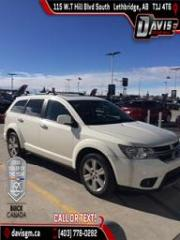 Used 2012 Dodge Journey R/T for sale in Lethbridge, AB