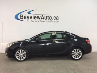 Used 2014 Buick Verano Base - REM START! SUNROOF! DUAL CLIMATE! REV CAM! BLUETOOTH! for sale in Belleville, ON