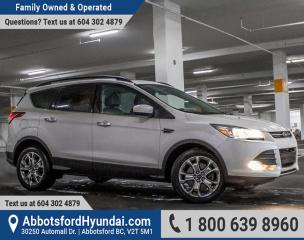 Used 2014 Ford Escape SE BC OWNED & LOW KILOMETRES for sale in Abbotsford, BC