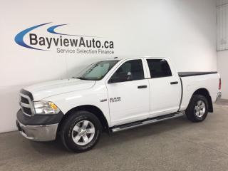 Used 2014 Dodge Ram 1500 - HEMI! CREW! ALLOYS! REVERSE CAM! TOW/HAUL! for sale in Belleville, ON