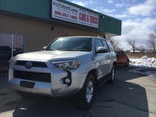 Used 2015 Toyota 4Runner SR5 V6 for sale in Bolton, ON