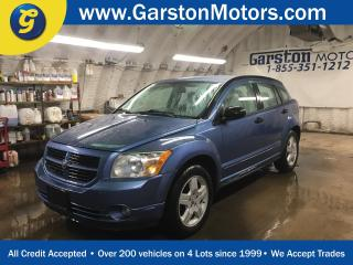 Used 2007 Dodge Caliber SXT********AS IS SALE*******KEYLESS ENTRY*POWER WINDOWS/LOCKS/MIRRORS*CLIMATE CONTROL* for sale in Cambridge, ON