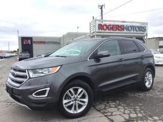 Used 2015 Ford Edge SEL - NAVI - LEATHER - PANO ROOF for sale in Oakville, ON