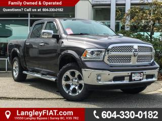 Used 2016 RAM 1500 Laramie NO ACCIDENTS! for sale in Surrey, BC
