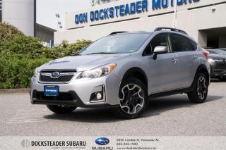 Used 2017 Subaru XV Crosstrek Touring Pkg CVT BACK UP CAM - HEATED SEATS - BLUETOOTH for sale in Vancouver, BC