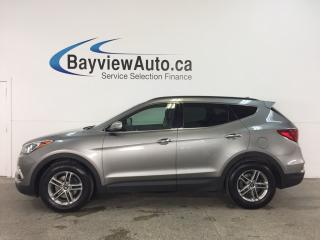 Used 2018 Hyundai Santa Fe Sport - AWD! PANOROOF! HTD LTHR! BSD! REV CAM! for sale in Belleville, ON