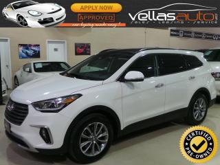 Used 2018 Hyundai Santa Fe XL LUXURY  6PASS  NAVI  PANO RF  AWD for sale in Woodbridge, ON