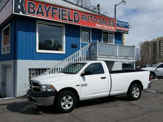 Used 2014 Dodge Ram 1500 Regular Cab Long Box 4x4 **5.7L HEM/Only 58k!** for sale in Barrie, ON