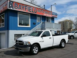 Used 2014 Dodge Ram 1500 Regular Cab Long Box 4x4 **5.7L HEM/Only 49k!** for sale in Barrie, ON