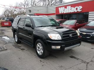 Used 2005 Toyota 4Runner SR5 V6 4WD Low Kms for sale in Ottawa, ON