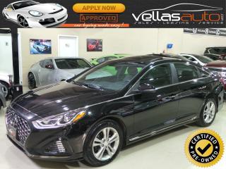 Used 2018 Hyundai Sonata SPORT| BLIND SPOT|SUNROOF| LEATHER| RCAMERA for sale in Woodbridge, ON