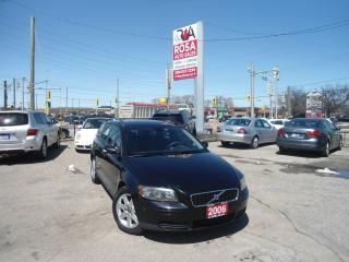 Used 2006 Volvo V50 2.4L Auto LOW KM A/C NO ACCIDENT NO RUST PW PL PM for sale in Oakville, ON
