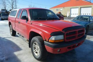 Used 2003 Dodge Dakota UNE CHANCE DE GAGNER $$$10 000$$$ CASH for sale in St-Georges-Est, QC
