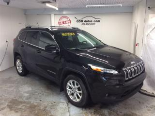 Used 2015 Jeep Cherokee North for sale in L'ancienne-lorette, QC