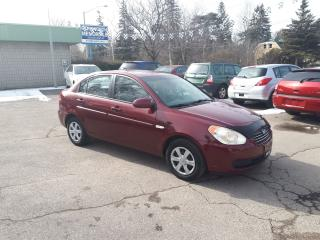 Used 2007 Hyundai Accent GL w/Comfort Pkg for sale in Guelph, ON