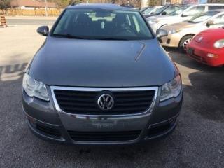 Used 2008 Volkswagen Passat COMFORTLINE for sale in Scarborough, ON