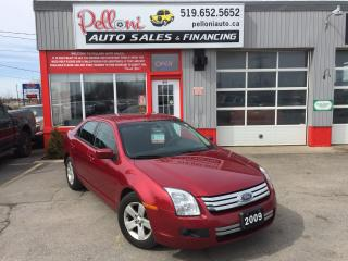 Used 2009 Ford Fusion SE AUTOMATIC w/ BACK-UP SENSORS for sale in London, ON