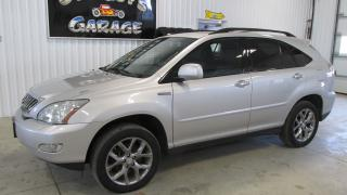 Used 2009 Lexus RX 350 Local luxury trade-in rust free for sale in Chatsworth, ON