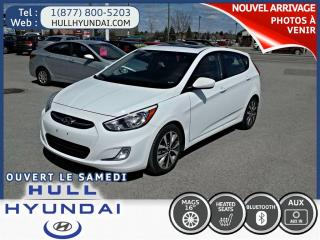 Used 2017 Hyundai Accent Se, Mags, T.ouvrant for sale in Gatineau, QC