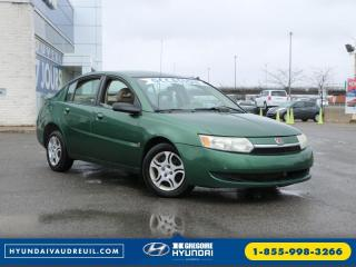 Used 2004 Saturn Ion Midlevel for sale in Vaudreuil-dorion, QC