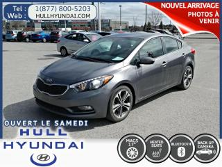 Used 2015 Kia Forte 2.0l Ex, Mags for sale in Gatineau, QC