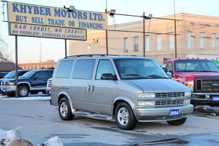 Used 2004 Chevrolet Astro for sale in Brampton, ON