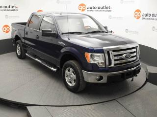 Used 2011 Ford F-150 XLT 4x4 SuperCrew Cab 5.5 ft. box 145 in. WB for sale in Red Deer, AB