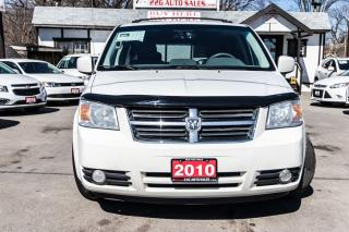 Used 2010 Dodge Grand Caravan SXT ACCIDENT FREE for sale in Brampton, ON