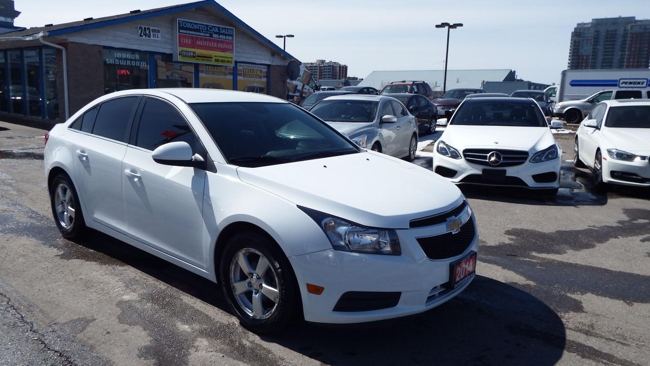 2014 Chevrolet Cruze 2LT/BACKUP CAMERA/IMMACULATE$11999