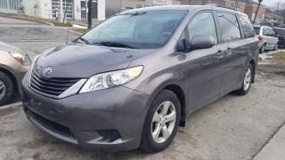 Used 2011 Toyota Sienna LE,bluetooth,back up camera,8 passenger for sale in Scarborough, ON