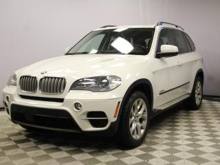 Used 2012 BMW X5 xDrive50i - Local 2nd Owner Trade In | Navigation | Back Up Camera | Parking Sensors | Panoramic Sunroof | Power Liftgate | Heads Up Display | Running Boards | Heated Front/Rear Leather Seats | 3 Zone Climate Control with AC | Driver Massage Seat | Heated for sale in Edmonton, AB