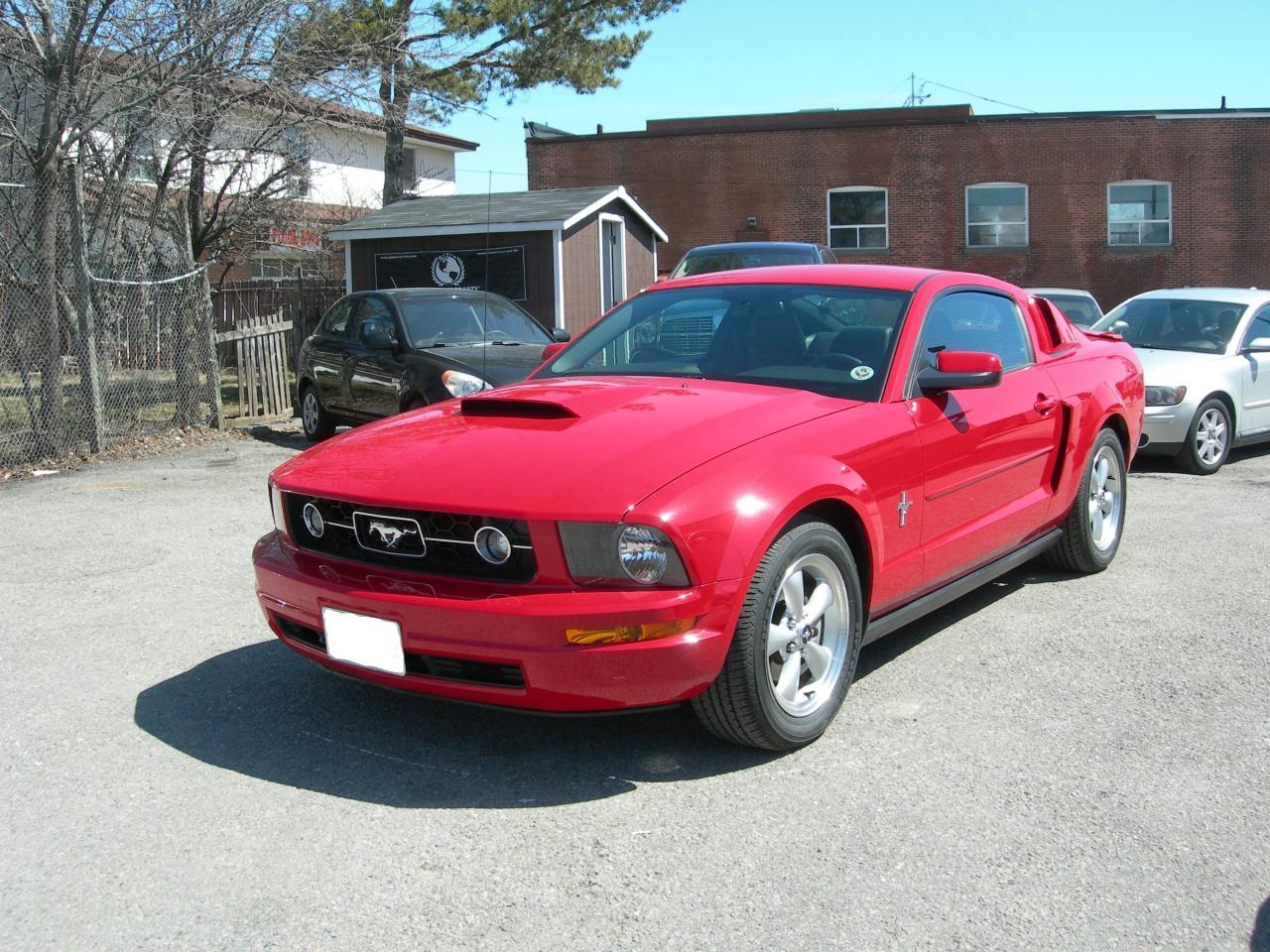 Used 2008 Ford Mustang Premium for Sale in Oshawa, Ontario | Carpages.ca