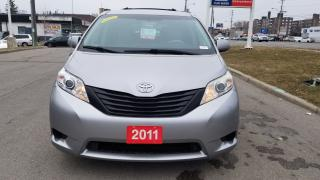 Used 2011 Toyota Sienna 5 door 7 passenger,FWD for sale in Scarborough, ON