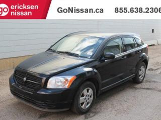 Used 2008 Dodge Caliber SE, LOW KMS for sale in Edmonton, AB