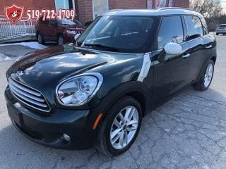 Used 2011 MINI Cooper Countryman NO ACCIDENT/CERTIFIED/WARRANTY INCLUDED for sale in Cambridge, ON