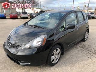 Used 2013 Honda Fit LX/ONE OWNER/CERTIFIED/WARRANTY INCLUDED for sale in Cambridge, ON