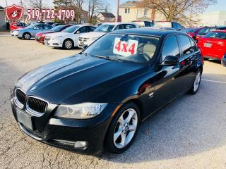 Used 2009 BMW 328xi xDrive/4WD/NO ACCIDENT/CERTIFIED/WARRANTY INCLUDED for sale in Cambridge, ON