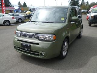 Used 2009 Nissan Cube 1.8 SL for sale in Parksville, BC
