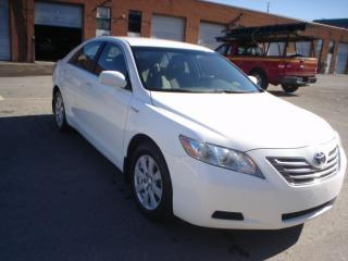 Used 2008 Toyota Camry HYBRID,GAS SAVER,AUTO for sale in Mississauga, ON