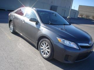 Used 2010 Toyota Camry hybrid,sunroof,accident free for sale in Mississauga, ON
