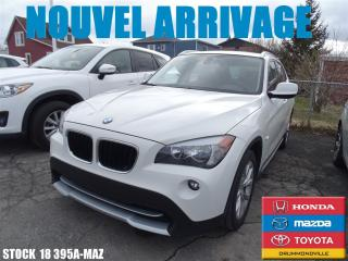 Used 2012 BMW X1 xDrive28i for sale in Drummondville, QC